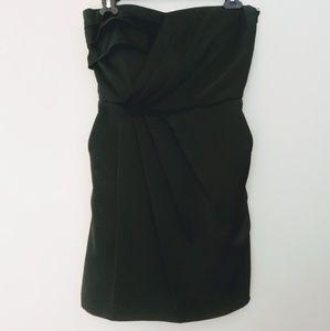 BCBG Generation Black Women's Tube Dress Size 2